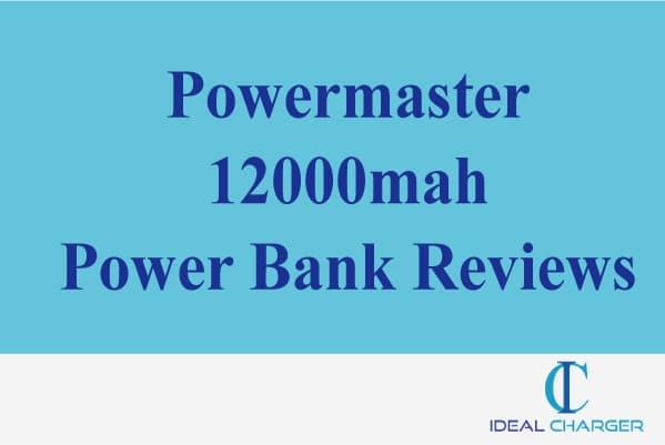 Powermaster 12000mah Power Bank Reviews